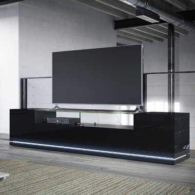 Lasker TV Stand for TVs up to 70 inches - AllModern