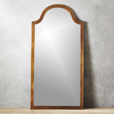 Palmetto Arch Floor Mirror - CB2