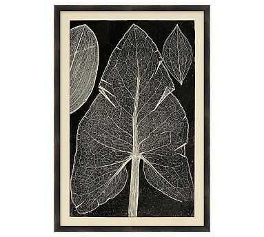 Leaf Detail 1 - 15 x 22 - Pottery Barn
