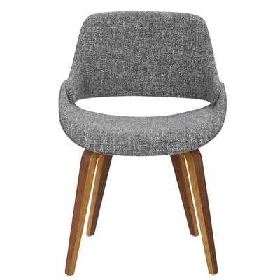 Aird Upholstered Dining Chair (Set of 2) - Wayfair