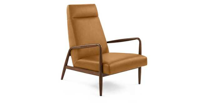 Pender Charme Tan Chair - Article