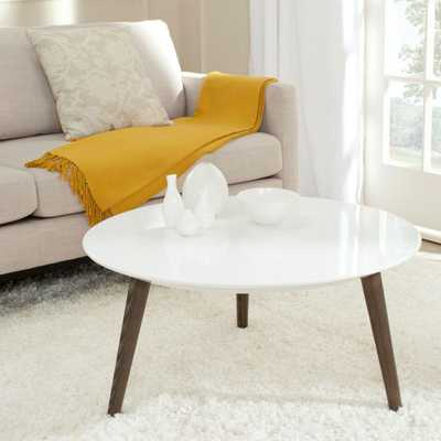 Josiah White Coffee Table - Home Depot