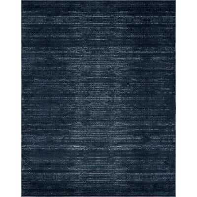 Uptown Madison Avenue Navy Blue Area Rug - Wayfair