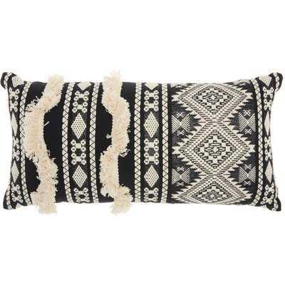 Denys Cotton Lumbar Pillow - Wayfair