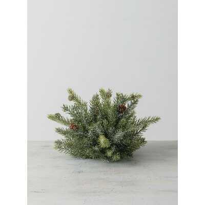 Spruce Half Pine Topiary - Wayfair