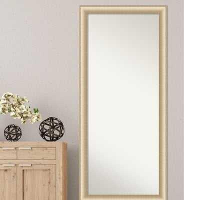 Yepez Floor Leaner Full Length Mirror - Wayfair