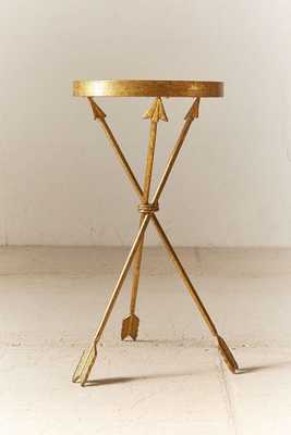 Arrow Side Table - Urban Outfitters