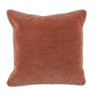 Vedika Cotton Throw Pillow - AllModern