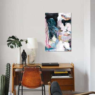 'Time Set I' Print on Canvas - Wayfair