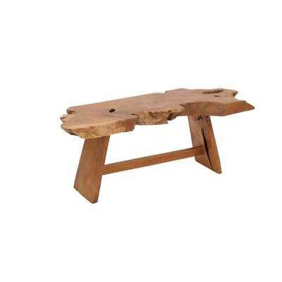 Wood Bench - Wayfair