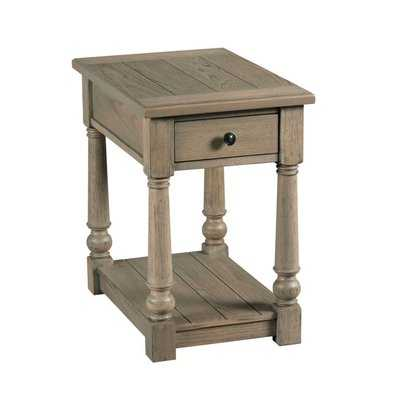 Trixie End Table with Storage - Wayfair