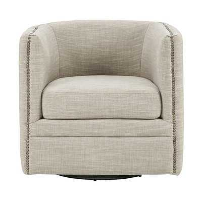 Lavaca Swivel Armchair - Wayfair