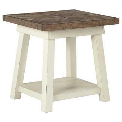 Mulvihill End Table - Wayfair