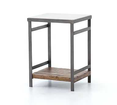 Upland Side Table - Pottery Barn