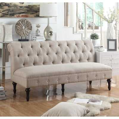 Lauryn Tufted Chesterfield Sofa - Wayfair