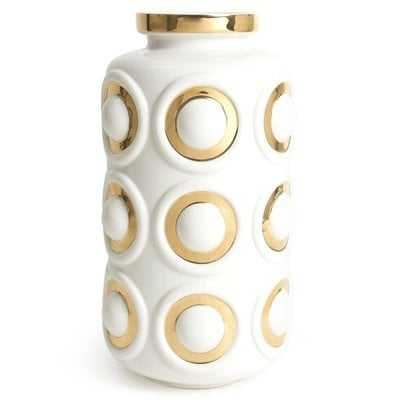 Futura Circles Table Vase - AllModern