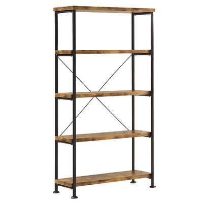 Laurel Foundry Modern Farmhouse Epineux Etagere Bookcase - Wayfair