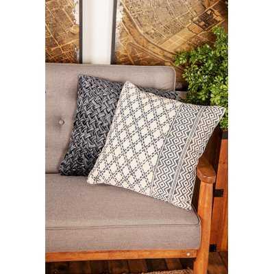 Aarons Traditional Square Kilim Throw Pillow - Wayfair