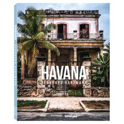 teNeues Havana Hardcover Book - Kathy Kuo Home