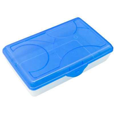 Plastic Supply Box (Set of 6) - Wayfair