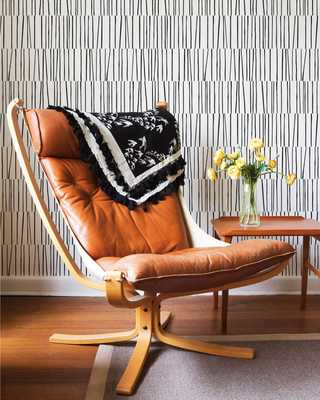 Shift Removable Wallpaper - Horchow