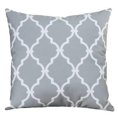 Reuter Trellis Throw Pillow - Wayfair