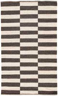 Casey Rug, 8'x 10', Brown - Cove Goods