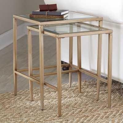 Somerdale Nesting Tables - Wayfair