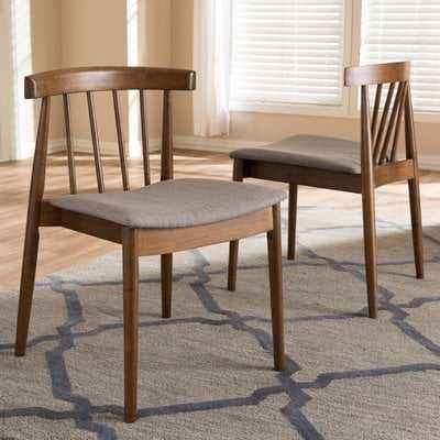 Westberry Solid Wood Dining Chair - Wayfair