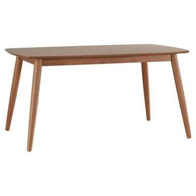 Cortland Danish Modern Dining Table - Natural - Inspire Q - Target