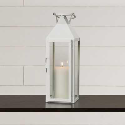 Artemesia Glass and Metal Lantern - AllModern