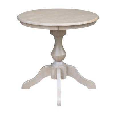 Jane Street Solid Wood Dining Table - Wayfair