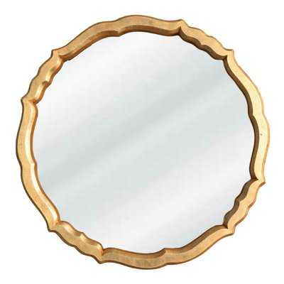 Nanette Accent Mirror - Wayfair