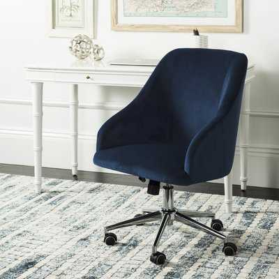 Raymond Swivel Mid-Back Desk Chair - Wayfair