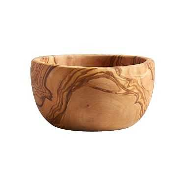 Olive Wood Bowl - Pottery Barn