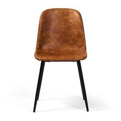 Kori Upholstered Dining Chair- Set of 2 - AllModern