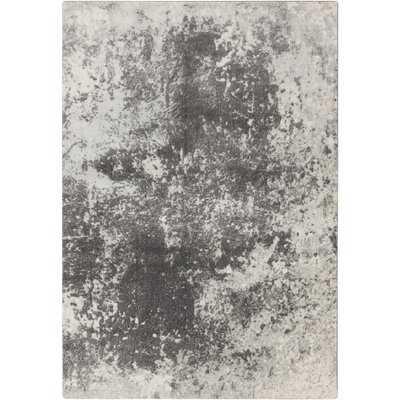 Carvell Gray Area Rug - Wayfair