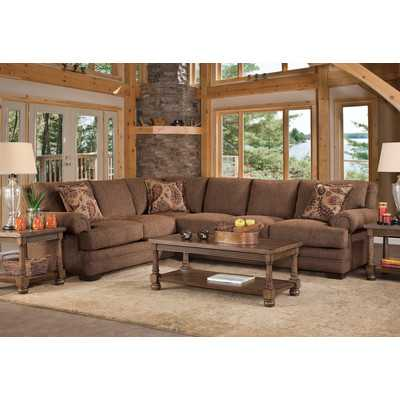Archdale Sectional - Wayfair