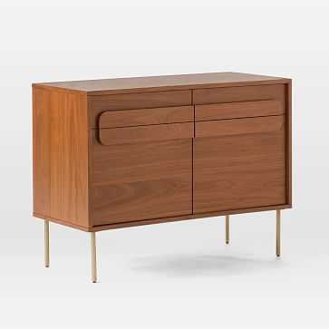 Gemini Buffet - Walnut - West Elm