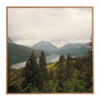 Summer In Montana Framed Photographic Print - Wayfair