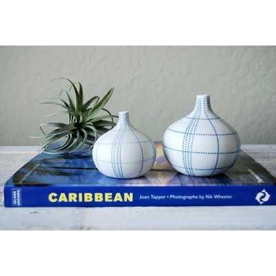 Strattford Bud 2 Piece Table Vase Set - Wayfair