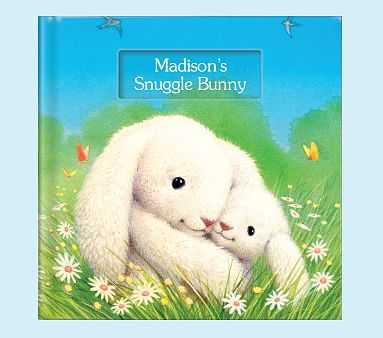 Snuggle Bunny Book - Pottery Barn Kids