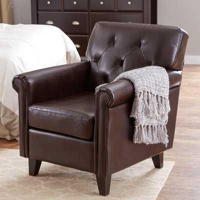 Bustamante Club Chair - Wayfair