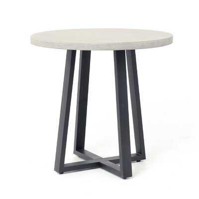 Cyrus Round Dining Table - Wayfair