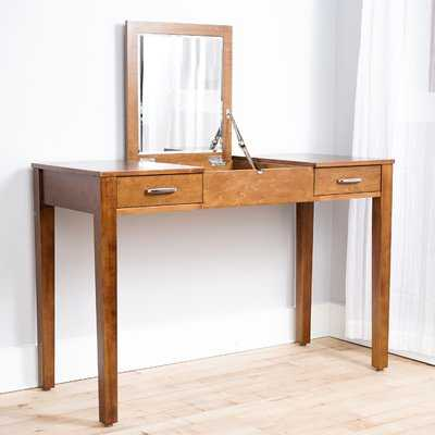 Hunedoara Vanity with Mirror - AllModern