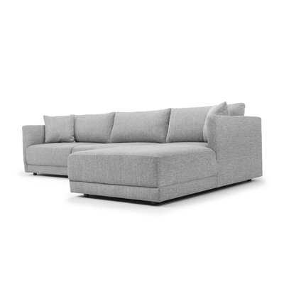 Clark Sectional (Right Hand Facing) - Wayfair