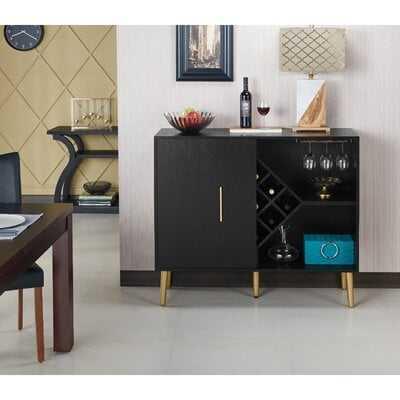 Danforth Bar Cabinet - Wayfair