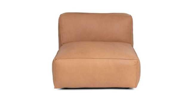 Solae Canyon Tan Armless Chair Module - Article