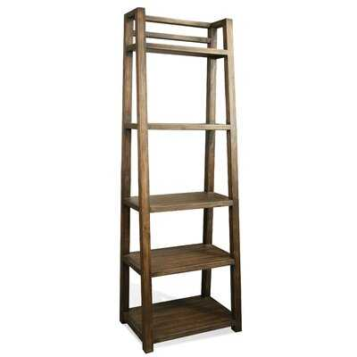Bridgnorth Keeble Leaning Ladder Bookcase - AllModern
