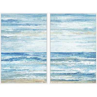 'Shore' Diptych - Wayfair